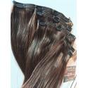 Fasce capelli veri con clip