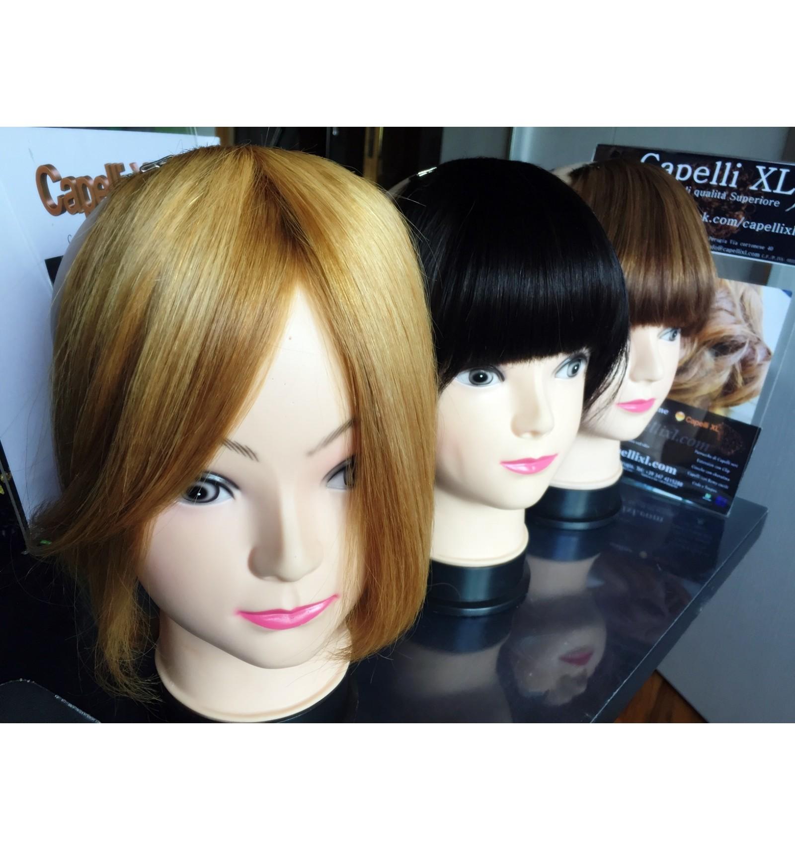 Extension capelli con frangia