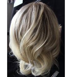 Mina Blond  Front Lace