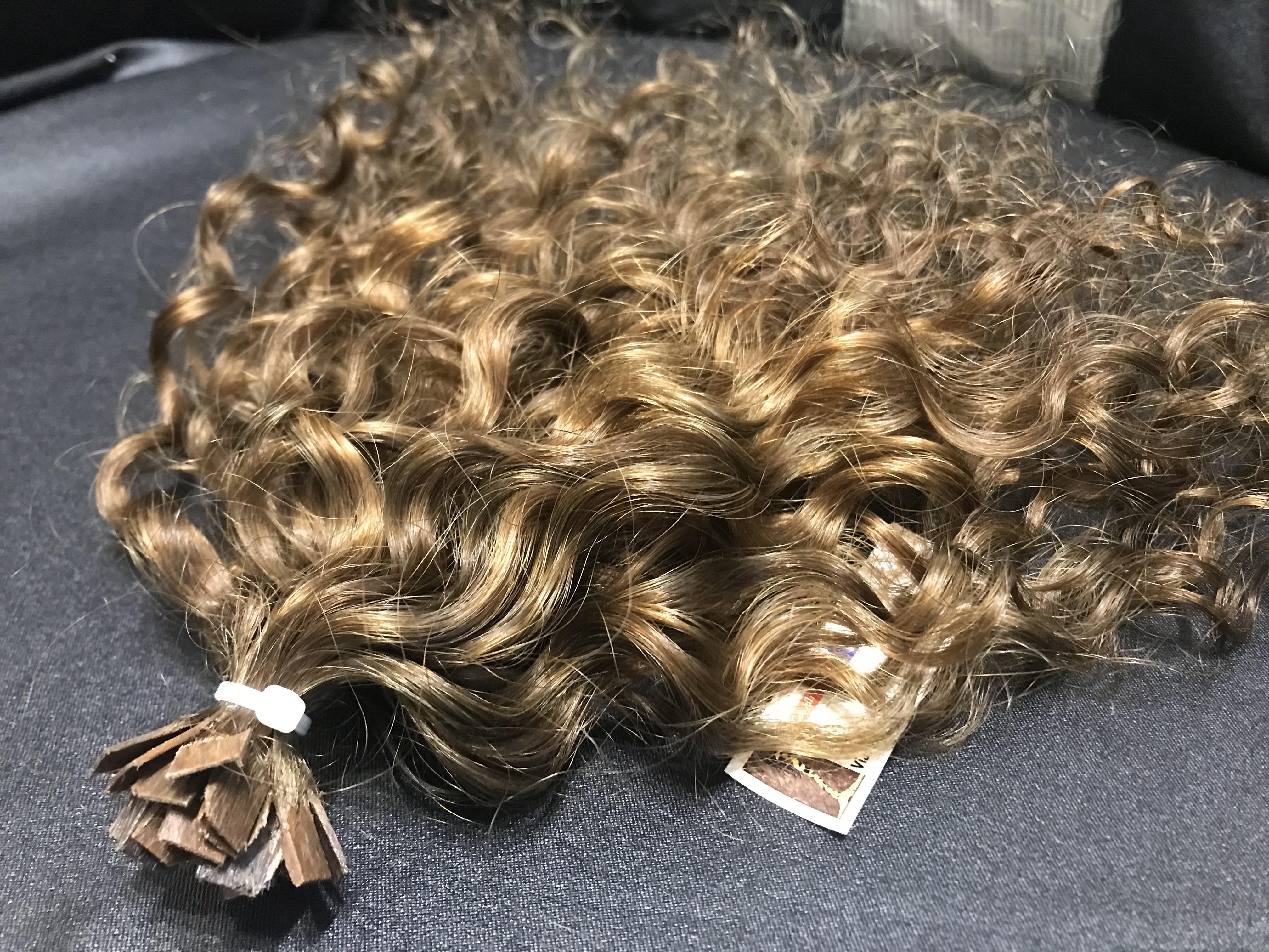 Ciocche Lisce capelli veri remy indiani