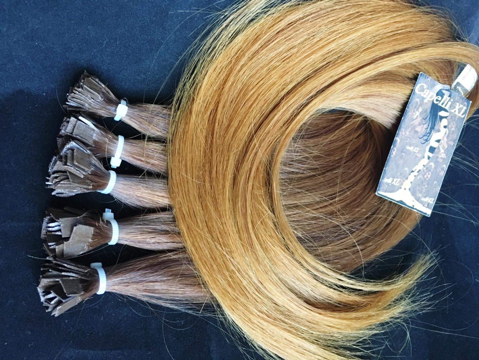 Ciocca capelli veri XL shatush Balayage capelli lunghi