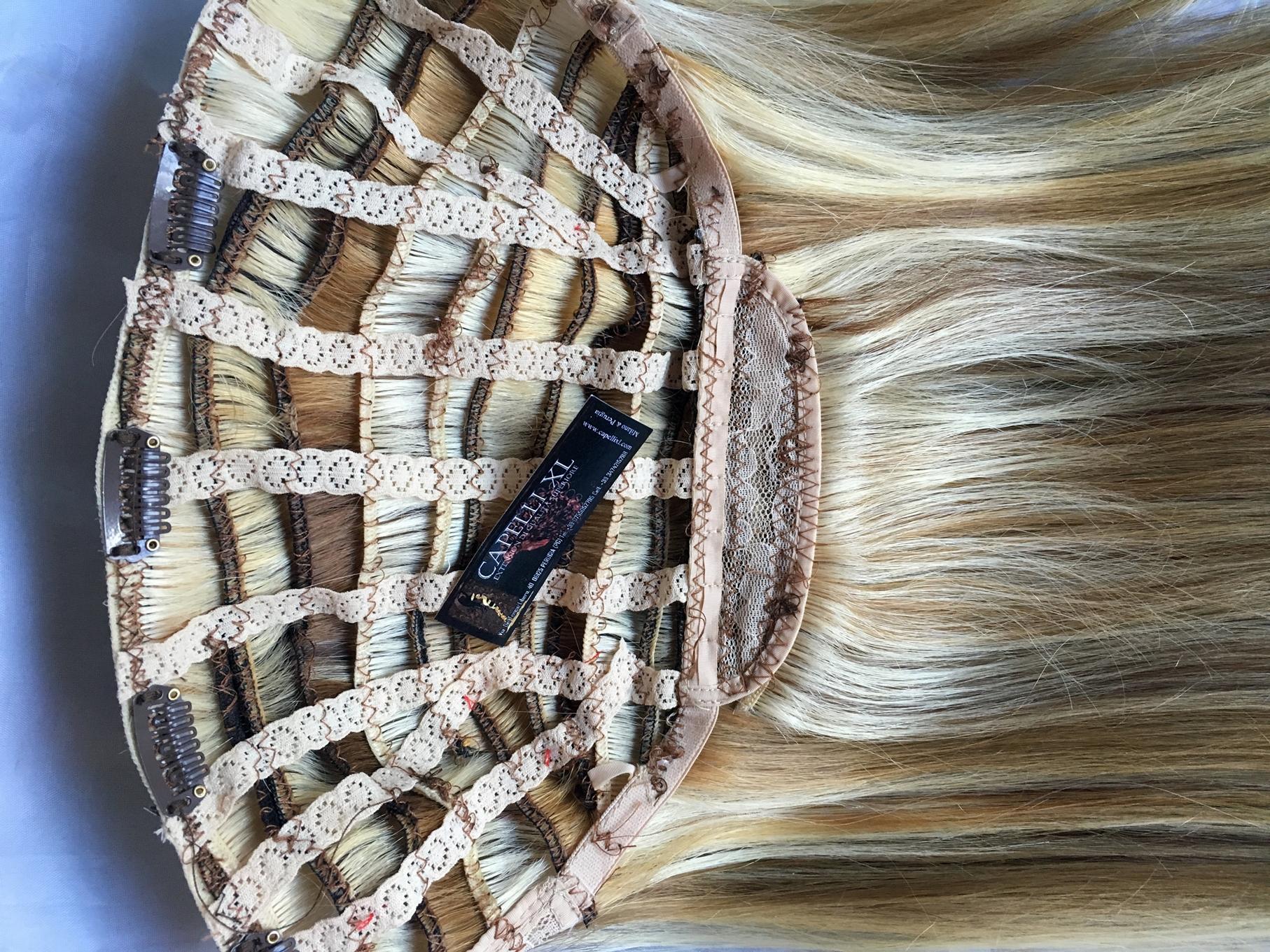 Allungamento, infoltimento capelli